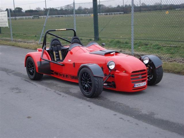 VortX R1 Turbo 4